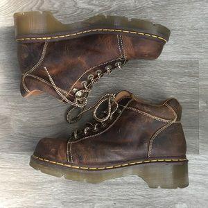 Dr. Martens Ankle Toya Boots Size 11